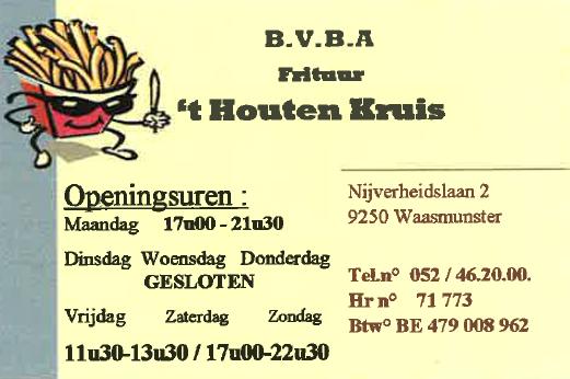 't Houten Kruis