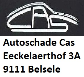 Logo Autoschade CAS